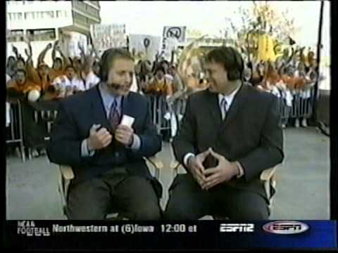 2002 ESPN Gameday (Miami at Tennessee)