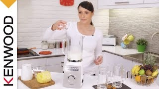 Kenwood Blend-X Pro | Blenders | Product Demonstration Thumbnail