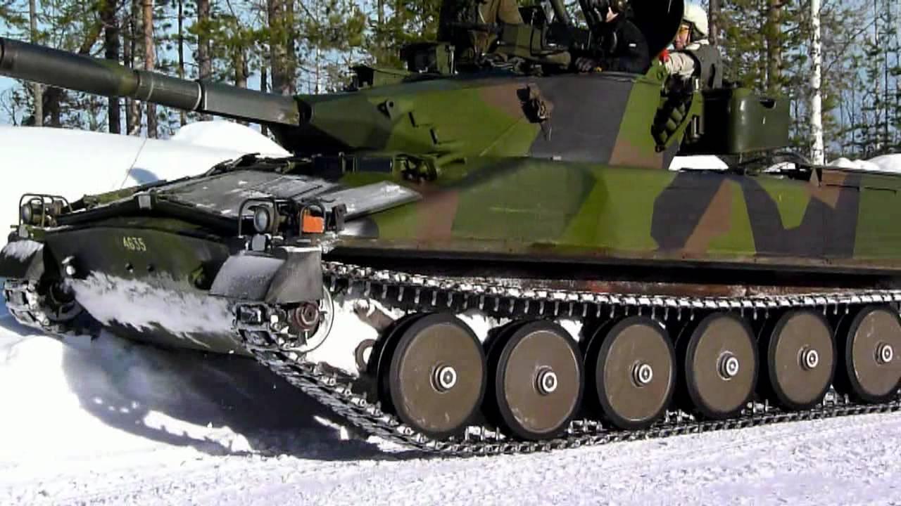IKV 91 och PBV 501 (BMP 1) und...
