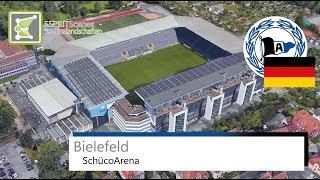 Bielefelder alm is a football stadium in bielefeld, germany. the stadium, which has capacity of 26 515, owned by club dsc arminia bielefel...
