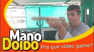 PRA QUE VÍDEO GAME - PIADA DE JOÃOZINHO - MANO DOIDO PARAFUSO SOLTO