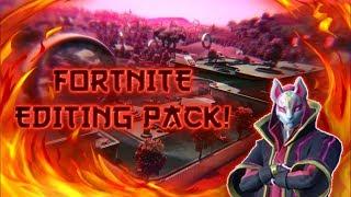 FREE FORTNITE EDITING PACK FOR SONY VEGAS!