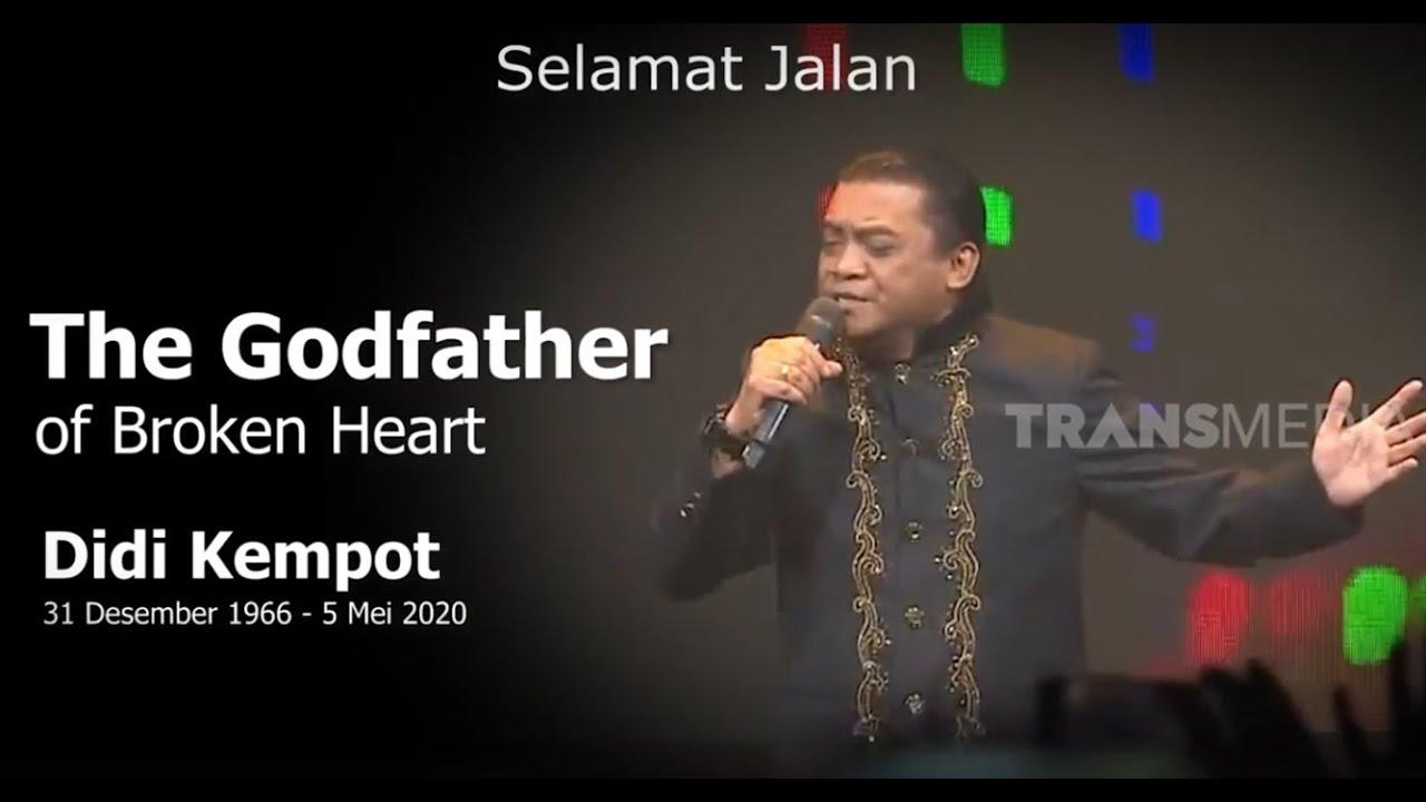 Selamat Jalan Didi Kempot The Godfather Of Broken Heart Youtube