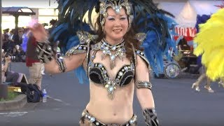 【1080p】花小金井夏祭り サンバ Samba 2018 サンバフェスティバル ブロコ・アハスタォン (Bloco Arrastão) thumbnail