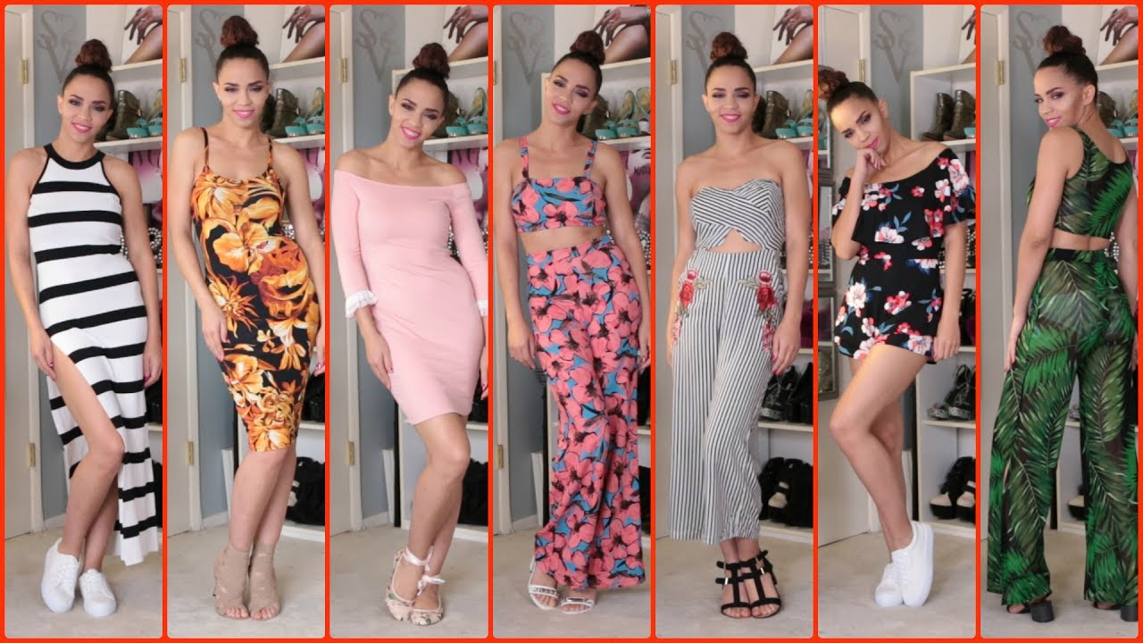 Summer Fashion Trends 2017 Summer Outfits Style Tips
