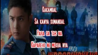 Ako Ay Probinsyano - Gloc-9 ft. Ebe Dancel - Lyrics / Sing-Along (FPJ