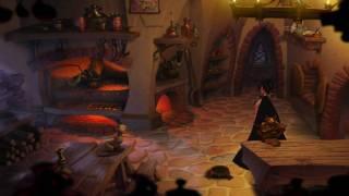 """A Vampyre Story"", full HD walkthrough, Part 12 - Kitchen"