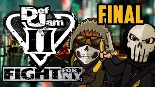 Cryme Tyme LP - Def Jam Fight For NY (Part 13 FINAL)