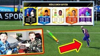 ABSOLUT GEILE 11 METER FUT DRAFT CHALLENGE vs BRUDER!! ⚽😝⛔️ - FIFA 17 ULTIMATE TEAM (DEUTSCH)