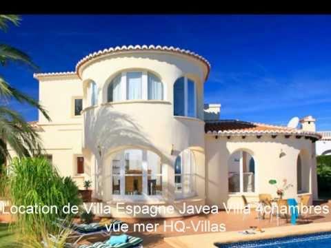 Villa de luxe a louer espagne javea vacances espagne - Villa de vacances luxe location think ...