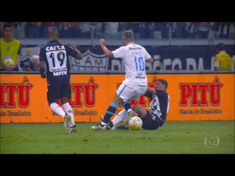 Atlético MG  1x3 Grêmio   1 Tempo Completo Copa Do Brasil   11 23 2016