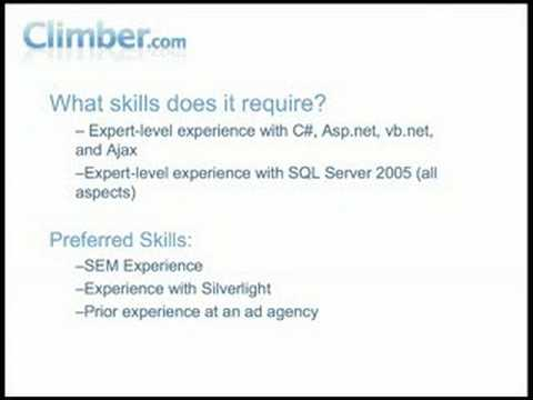 .Net Jobs in Dallas Texas, Programming Jobs Careers