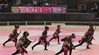 よさこい飛翔 静峰八重桜まつり19❜ ソーランbeat thumbnail