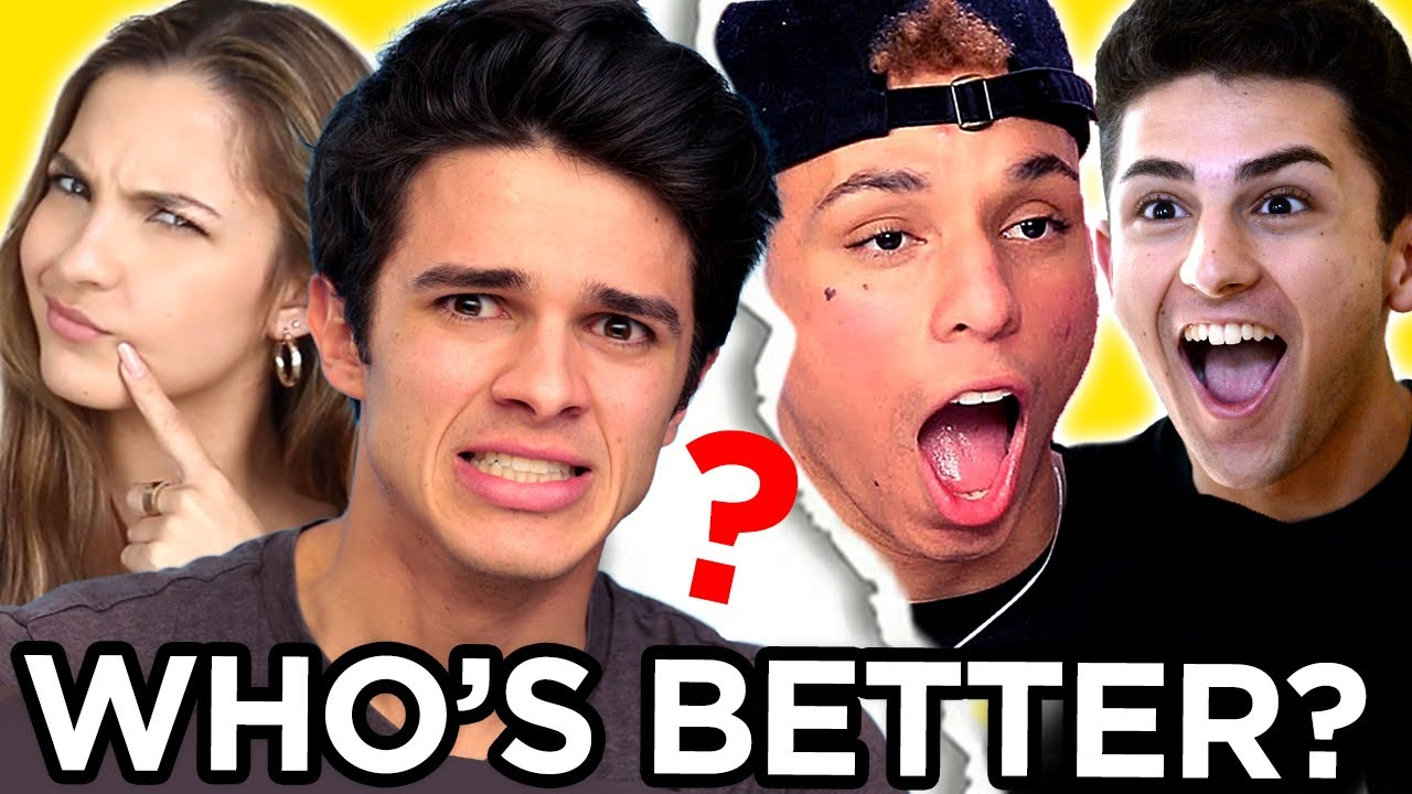 Ultimate GEN Z vs MILLENNIAL showdown w/ Brent Rivera, Lexi Rivera, Larray & Issa, & MORE