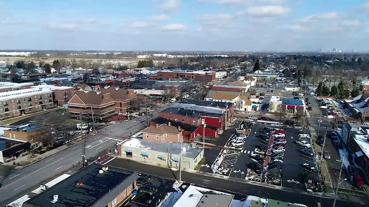 Downtown Grove City OH 43123 - YouTube