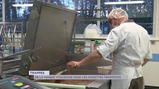 Yvelines | Trappes : De la viande yvelinoise dans les assiettes trappistes