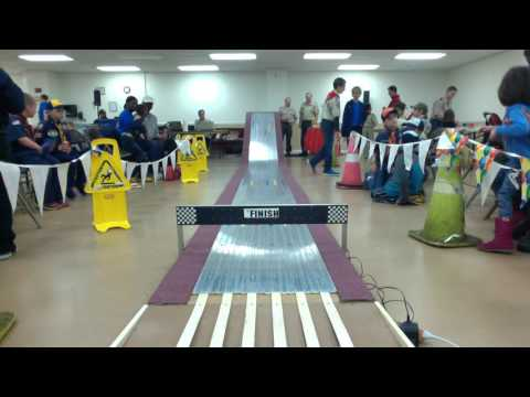 501TV Pinewood Derby 2017 Replay
