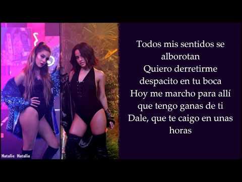 Ana Mena, Becky G, De La Ghetto - Ya Es Hora (letra/lyrics)