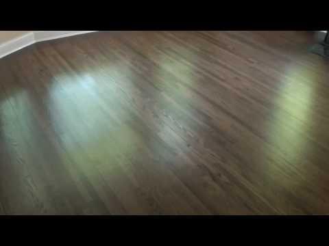 Clean Kitchen + Floors