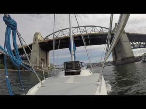 Gambier sail