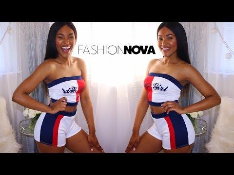 Fashion Nova Try On Summer Clothing Haul