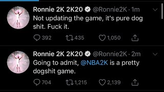 Ronnie2K Just Got HACKED AND EXPOSED BAD