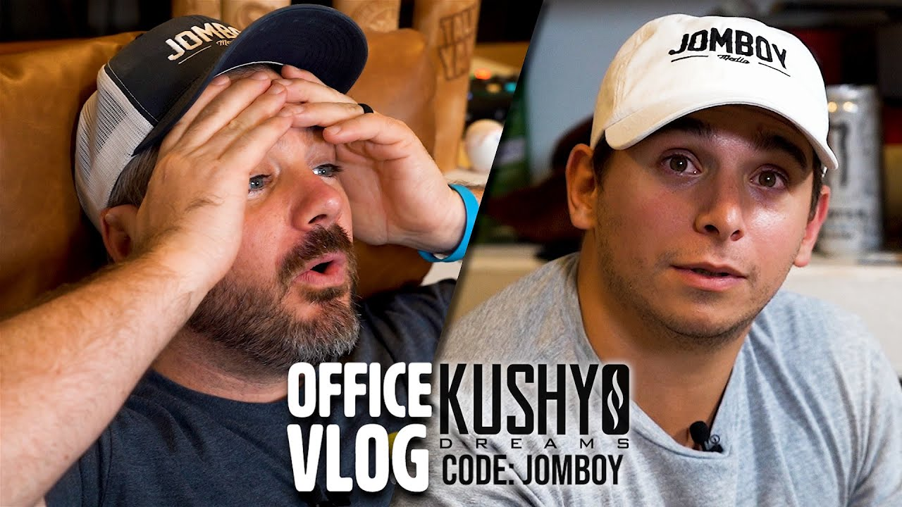 THAT'S How the Game Ended? | Office Vlog #62