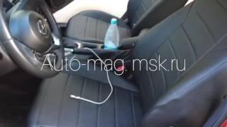 видео Авточехлы на MAZDA 323