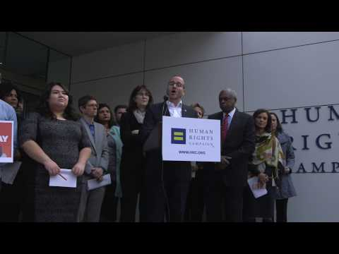 Civil Rights Leaders Join Together to Oppose Donald Trump