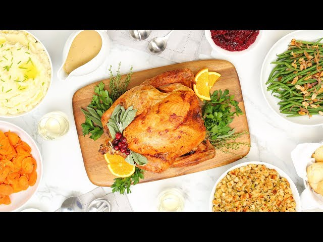 Holiday Dinner Recipes