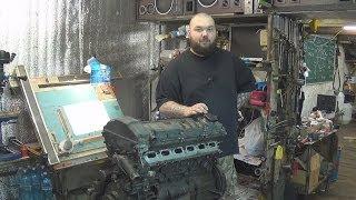 Теория ДВС: Двигатель BMW M50B25 (дефектовка и обзор конструкции)