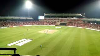 Afghanistan vs Bangladesh match Dehradun video