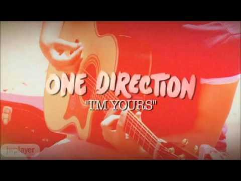 One Direction covers Jason Mraz's