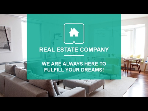 real estate powerpoint presentation template youtube