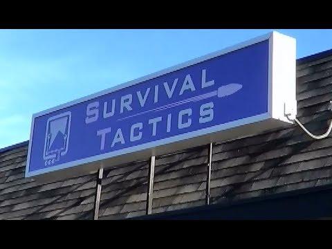 Survival-Tactics Reynoldsburg, Ohio Store Walk Through