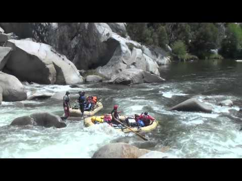 WWV Forks of the Kern Training Trip 2014