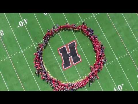 Huntley High School Class of 2016 Class Photo (Drone Video)
