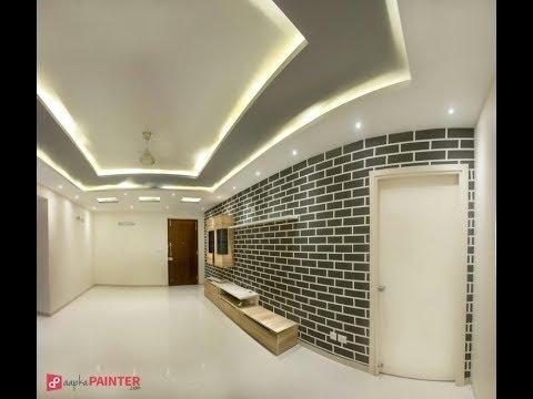royale-play-infinitex-bricks- -interior-brick-wall-painting- -aapkapainter