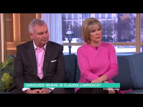Where is Claudia Lawrence? | This Morning