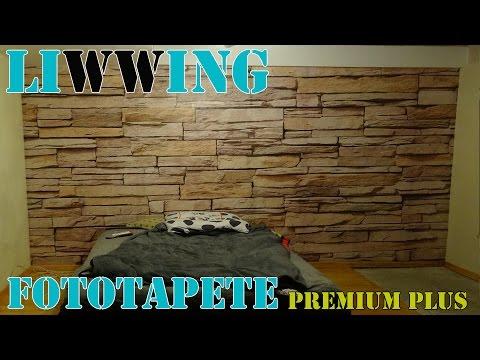 """""""STEINOPTIK FOTOTAPETE 400x280cm PREMIUM PLUS"""" -Vorstellung"""