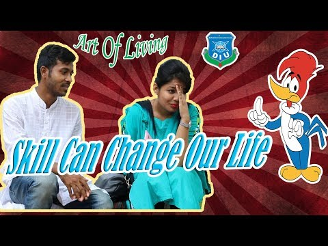 Skill Can Change Our Life || Short Film || Art Of Living