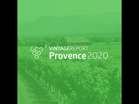 Provence Conference du Millesime 2020