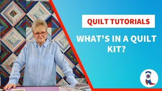 What's in a Quilt Kit?