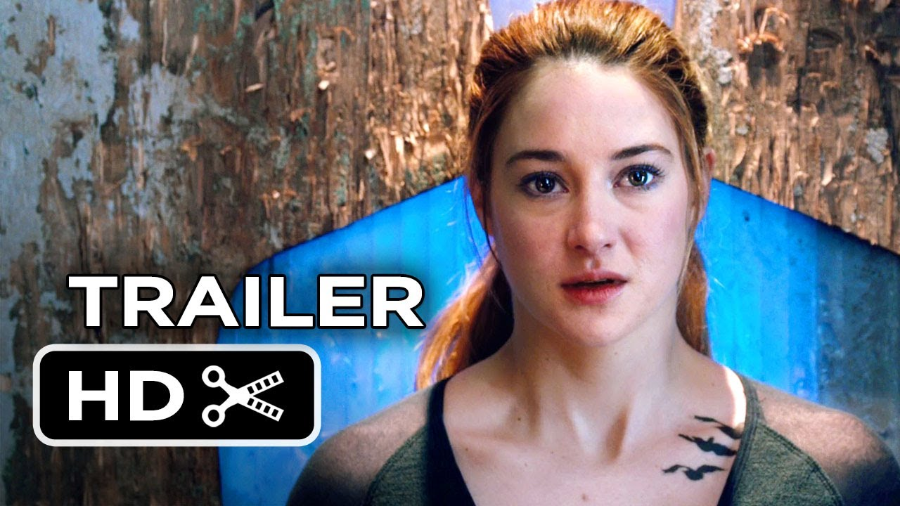 Divergent Official Trailer 1 2014 Shailene Woodley Theo James Movie Hd Youtube