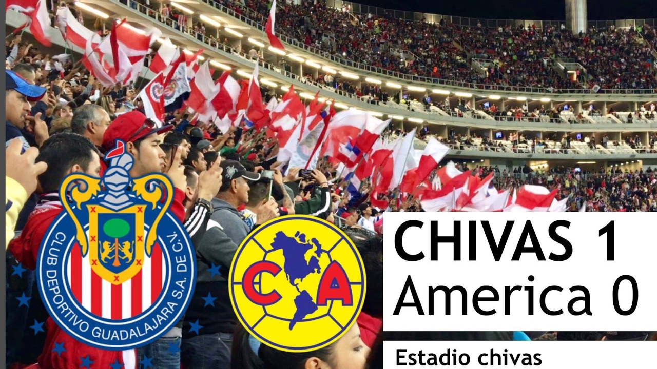 Image Result For Chivas Vs America