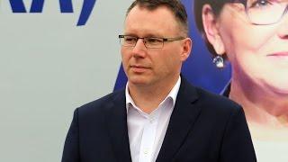 Mariusz Popielarz przed wyborami (06.10.2015)