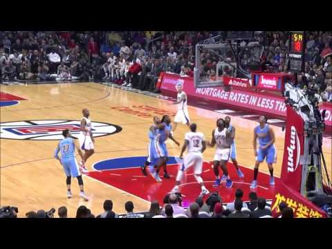 2016-17 NBA Crossovers And Ankle Breakers 2