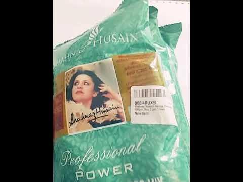 Shehnaz Hussain Precious Herb Mix Review