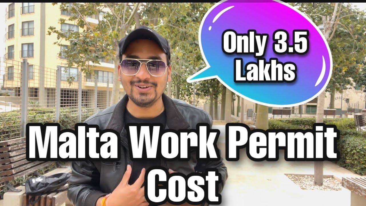 FREE MALTA WORK PERMIT 2021 KA TOTAL KHARCHA! WHY AGENTS CHARGE HUGE AMOUNT? IS IT WORTH IT? Hindi