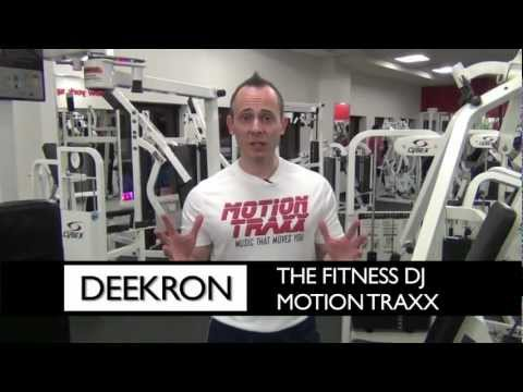 Workout Music by Motion Traxx - The Most Motivating Music In The World
